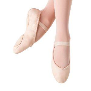 s0208g-bloch-prolite-ii-leather-girls-ballet-flat